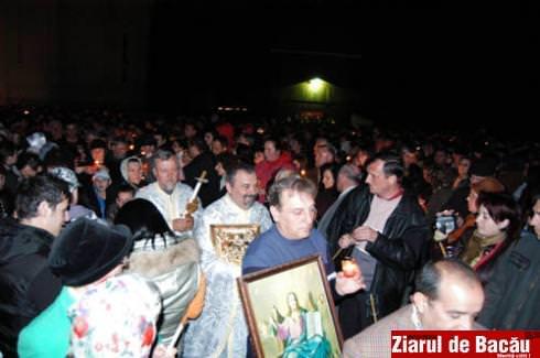 Sarbatoarea Invierii in Bacau