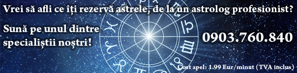 astrolog horoscop