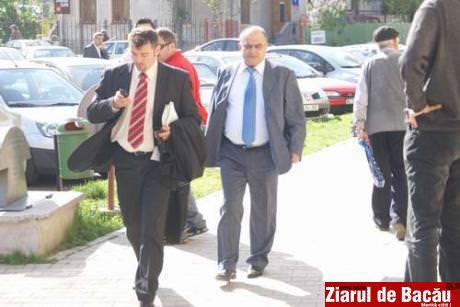Comisarul-sef Ardeleanu, la Tribunal