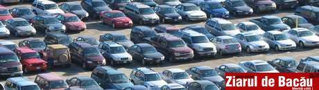Bacauanii se judeca pentru banii platiti pe taxa auto