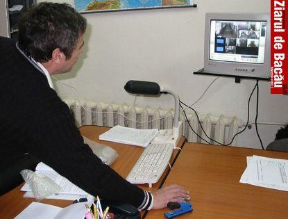 Generatia violentei, monitorizata video