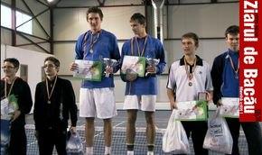 Moment istoric in tenisul bacauan: Patru titluri nationale din patru posibile, pentru SCM Bacau