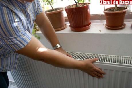 Fără apă caldă pentru toți abonații sistemului centralizat. În centrul Bacăului, se sistează și căldura