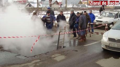 Bacau: S-a oprit caldura in oras