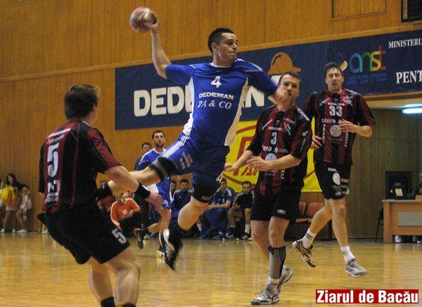 Handbal Challenge Cup Stiinta MD Bacau - OIF Arendal