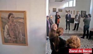 Pictorul băcăuan Nicu Enea va fi expus la Palatul Parlamentului
