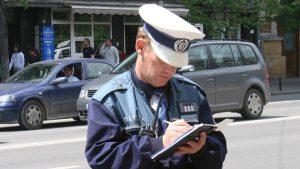 politia rutiera amenda