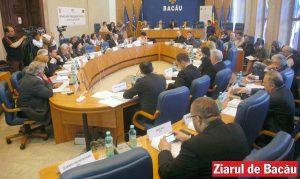 Începe constituirea noilor consilii locale și a Consiliului Județean. Lista aleșilor și harta politică a județului Bacău