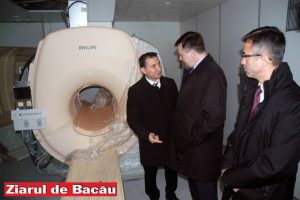 Crin Antonescu va sprijini financiar Spitalul Municipal