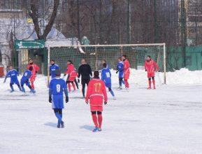 Fotbal / SC Bacău – Kosarom Pașcani 2-0 (1-0, amical)