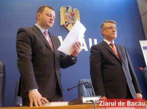 Schimbare de prefect, în Bacău. Află ce record a înregistrat Dorian Pocovnicu și cine îl înlocuiește UPDATE