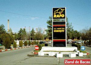 """Bacău: Rafinăria RAFO Oneşti va fi vândută la fier vechi. Primarul Neghină: """"E o pierdere!"""""""