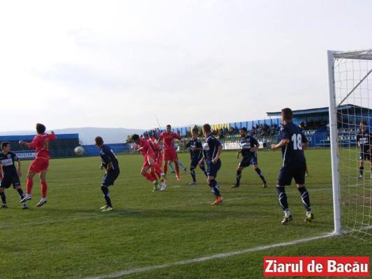 Fotbal, Liga II / Rapid CFR Suceava   SC Bacău 1 2 (0 2)