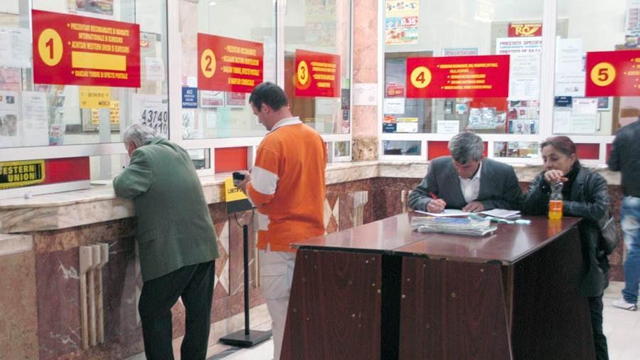 oficiu postal bacau