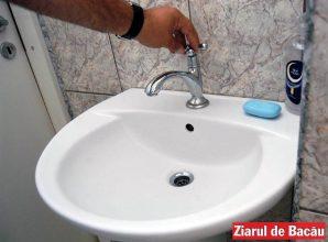 Se oprește apa în Buhuși. Lista străzilor afectate