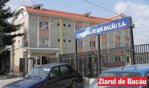 CRAB reduce debitul de apă în municipiul Bacău, din cauza turbidității ridicate de la Poiana Uzului
