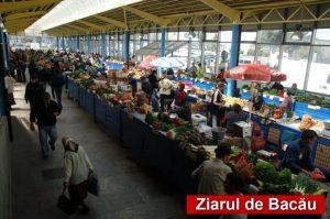 Primăria a suplimentat temporar numărul tarabelor din piață