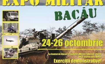 Expo Militar Bacau
