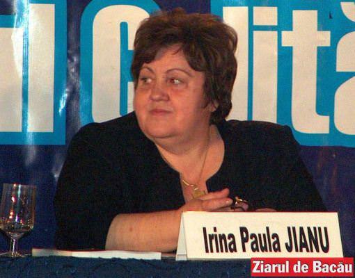 irina jianu