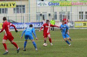 VIDEO Fotbal Liga a II-a: Sport Club Bacău – FCM Dorohoi 2-0 (1-0)