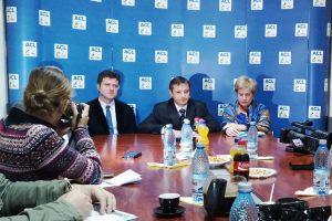 Parlamentarii liberali vor ca Parlamentul să respingă vineri Legea grațierii și amnistiei