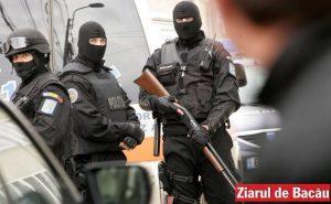 Percheziții de amploare în Bacău și alte opt județe! Peste 100 de contrabandiști de țigări, vizați de DIICOT!