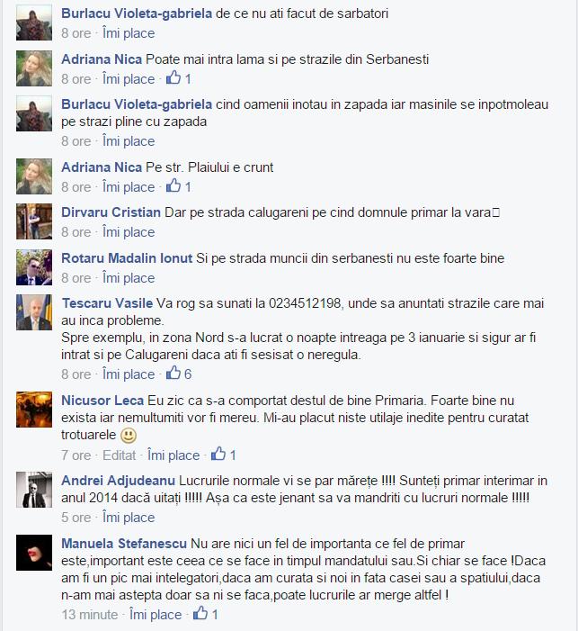 Facebook Vasile Tescaru