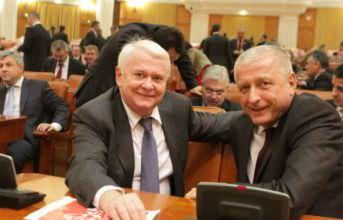 Viorel Hrebenciuc a fost condamnat la 2 ani de închisoare cu executare. Sentința nu este definitivă