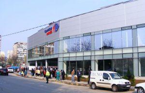 Complexul comercial Central Plazza, la vânzare pe OLX