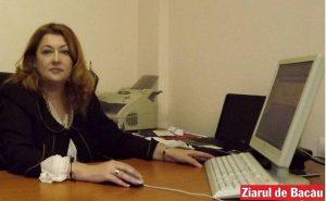 Gabriela Mazilu, fosta directoare CET Bacău, trimisă în judecată de DNA pentru cumpărare de influență