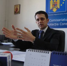 Comisarul-șef Alin Năstasă