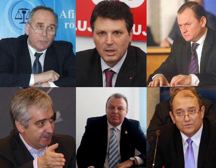 Ase parlamentari b c uani pe lista ru inii vor s i dea for Lista senatori