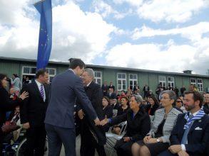Gabriel Vlase a participat la comemorarea victimelor din lagărul Mauthausen