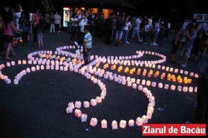 Duminică, băcăuanii sunt așteptați la Festivalul Luminii, în Parcul Cancicov