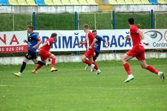 SC Bacău nu va juca în Liga a II-a în sezonul viitor