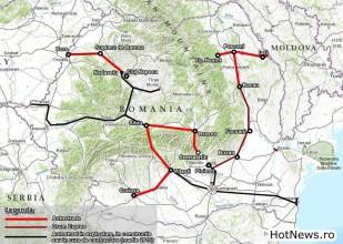 Master Planul de Transport, varianta finală: Autostrada Bacău – Pașcani și drumul expres Bacău – Ploiești, gata până în 2020