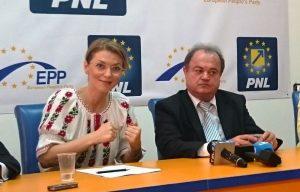 VIDEO Va mai candida Romeo Stavarache din partea PNL? Ce spune Alina Gorghiu și ce răspunde primarul Bacăului
