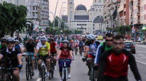 Invitație la Night ride 5 – plimbare nocturnă cu bicicleta în Bacău