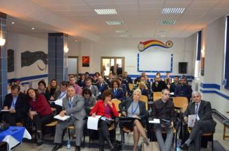 Profesorii Școlii de Penitenciare fac o vizită de studiu în Italia