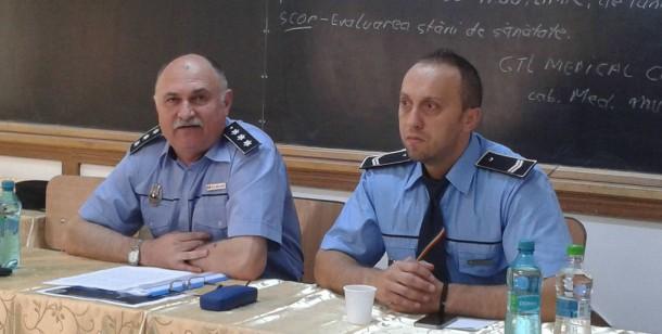 Relu Mardare și Florin Podoleanu - Poliția Locală Bacău