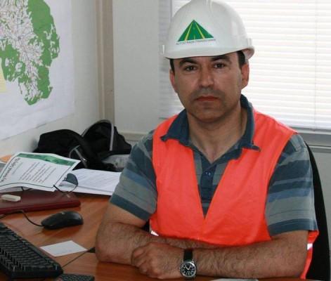 Osman Saraçoğlu, reprezentantul firmei Eko Insaat Ve Tic As