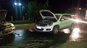 FOTO! Accident la Buhoci. Vinovatul era băut și a fugit de la locul faptei