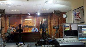 """Începe """"de Bacău"""", singurul talk-show televizat"""