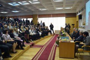 """Deschiderea anului universitar 2015-2016 la Universitatea """"Vasile Alecsandri"""" din Bacău"""