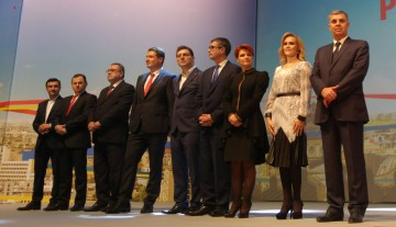 Doi băcăuani, vicepreședinți ai PSD: Gabriela Vrânceanu Firea și Gabriel Vlase