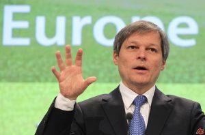 Dacian Cioloș, premierul desemnat de Klaus Iohannis