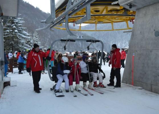 partia de schi