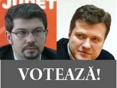 Cosmin Necula sau Dragoș Luchian, cine să fie primarul Bacăului?