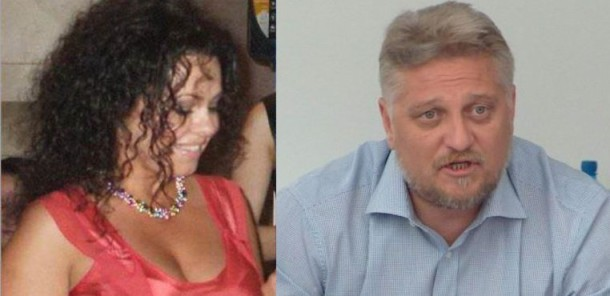 Gabriela Ciubotaru și Corneliu Iacobov