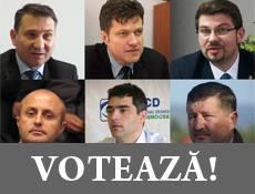 SONDAJ: Pe cine votezi primar al Bacăului, pentru următorii 4 ani? UPDATE